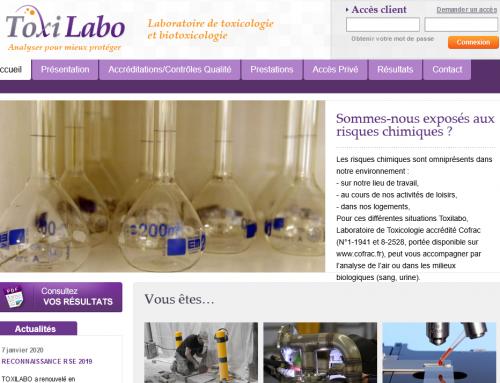 Groupe TERA finalise l'acquisition de Toxilabo, laboratoire de biologie médicale
