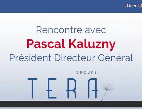 Interview | Pascal KALUZNY PDG de Groupe TERA revient sur les avancées réalisées depuis l'IPO, la récente acquisition dans l'activité laboratoire et les dernières commandes de capteurs OEM
